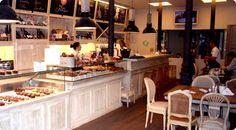 Mama Framboise. Patisserie francesa de Madrid, está situada en la calle Fernando VI nº23. Repostería con sabores de siempre, elaborados a mano, un lujo