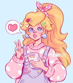 November 30 2019 at Super Princess Peach, Super Mario Princess, Nintendo Princess, Super Mario Kunst, Super Mario Art, Super Mario Brothers, Mario Fan Art, Peach Mario, Princesa Peach