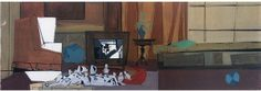 Walt Peregoy  Disney Animator 1950's-60's