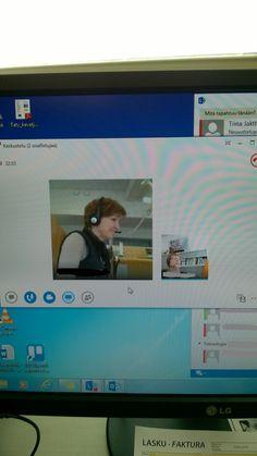 Olen jo uudistanut työtäni, ja ottanut Lync -videoneuvottelut käyttöön.