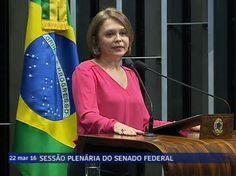 Ângela Portela questiona legalidade do processo de impeachment contra Dilma