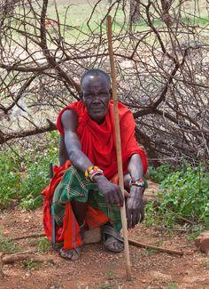 Tribal visits, Tanzania