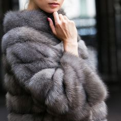 Silver Sable Fur