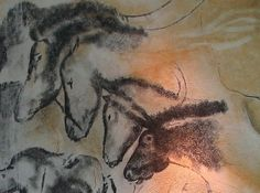 France/Seine chevaux cave paintings - Google Search