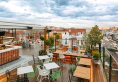 The Provincial Hotel Opens its Rooftop Bar Tonight - Broadsheet Melbourne Bars, Brunswick Street, Supper Club, Rooftop Bar, London, Adventure, City, Summer, Summer Time