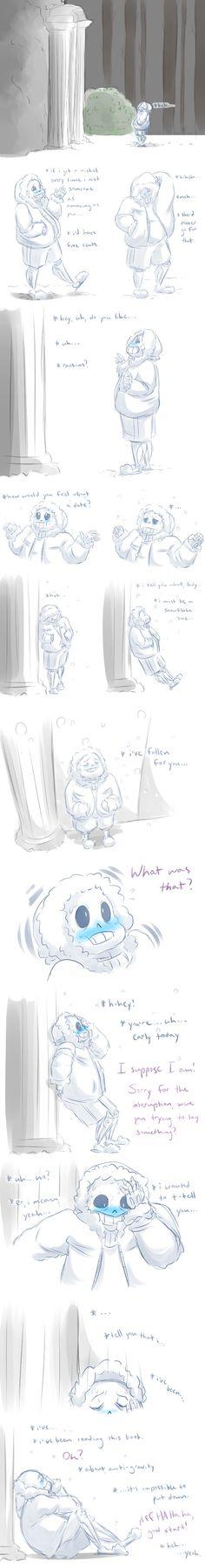 Sans and Toriel - comic - http://mod2amaryllis.tumblr.com/post/132920743022/someone-put-out-the-idea-that-sans-would-practice