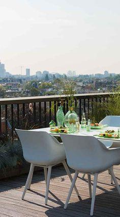 Lovely Rundes Loungeset Gartenlounge taube wei Hartman Loungeset Riverside mehr Gartensets u Loungem bel f r den Garten gibt us bei Garten und Frei u