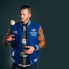 Blue Jays™ Award Jacket, Roots.