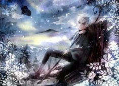 Jack Frost by Shumijin