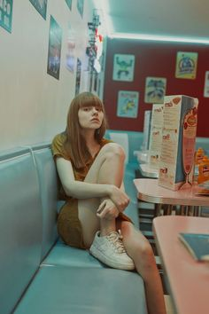 Photography: Marta Bevacqua; Model: Léa Villani @ Mademoiselle