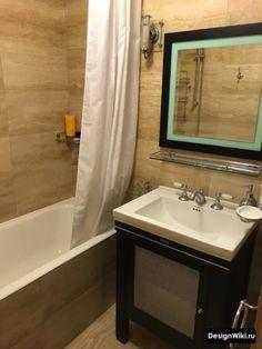 Дизайн Ванной в Хрущевке: 79 реальных фото и 7 правил ремонта Space Saving Bathroom, Sink, Vanity, Furniture, Home Decor, Vanity Area, Homemade Home Decor, Vessel Sink, Lowboy