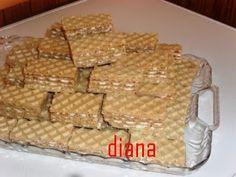 dian@'s cakes: Hapsa - napolitane