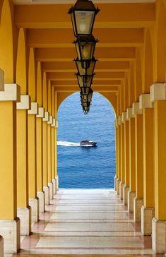 Lanterns to the Sea - Liguria, Italy