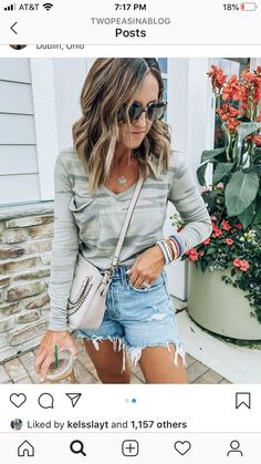 Camo Top, Denim Skirt, Cute Outfits, My Style, Skirts, Tops, Fashion, Pretty Outfits, Moda