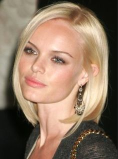 Here the fine hair means the hair of fine texture and fine volume. The bob hairstyles for fine hair are the hair styles which area made n. Long Bob Hairstyles, Hairstyles For Round Faces, Celebrity Hairstyles, Pretty Hairstyles, Short Haircuts, Hairstyle Short, Blonde Hairstyles, 2014 Hairstyles, Medium Haircuts