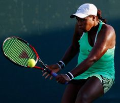 Taylor Townsend, now 20, was the top junior player in the world when she became stuck in the middle of a debate over body shaming.