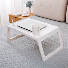 """""""Foldable Portable Laptop Bed Table Stand Rack Computer Reading Kids Study Table Small Table Anti-Skid Table Home Furniture"""""""