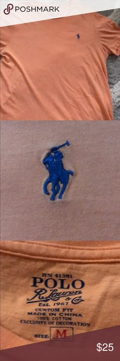 4512d6f8753b56 LOT of Men s polo Ralph Lauren t-shirts TWO EUC men s size medium polo Ralph