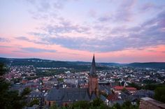 Marburg, Germany is the ideal place for a European getaway - http://thebesttravelplaces.com/marburg-germany/