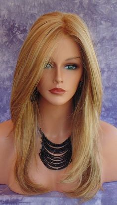 SCENE STEALER Synthetic Wig  *COLOR RL14/25 HONEY GINGER *SPECTACULAR HOT STYLE #Hairuwear #FullWig