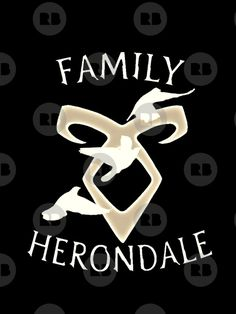 'family herondale' Art Print by FandomsShirtsPH Inc Shadowhunters Outfit, Cassie Clare, The Infernal Devices, Shadow Hunters, The Mortal Instruments, Book Fandoms, Large Prints, Art Print, Thing 1
