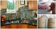 18 Easy DIY Projects That Will Simplify Your Kitchen… #7 Is Essential In My Home.