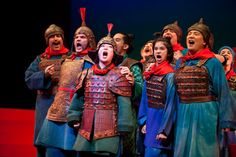 Disney's Mulan, Jr., at Children's Theatre Company