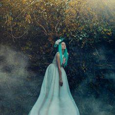 Photographer: Original Cin Photography Model + Make-up: Mandy Popijus Headpiece: Dominique Haveman