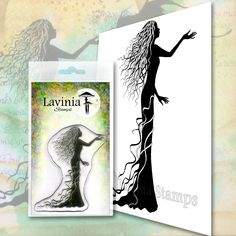 The Zemira Stamp by Lavinia Stamps features a transparent photopolymer surface with a beautifully elegant design. The x stamp is designed to effortlessly cling to clear acrylic mounting blocks for precise application, perfect for any Fairy Silhouette, Polymer Resin, Tampons Transparents, Resin Uses, Art Origami, Scrapbooking, Art Du Fil, Stamp Making, Card Making
