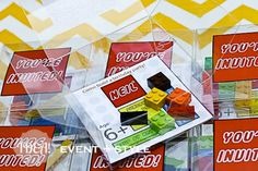 7 Things You Must Have at Your Lego Party | Catch My Party