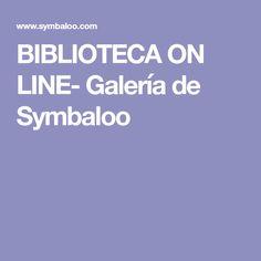 BIBLIOTECA ON LINE- Galería de Symbaloo