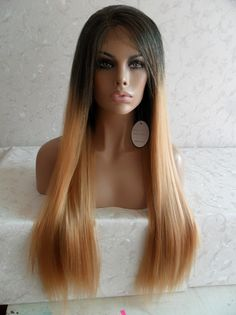 GODDESS-CUSTOM MADE FULL LACE FRONT WIG 14-28 INCHES!!