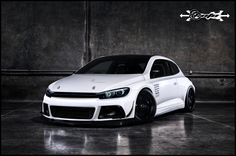 VW Scirocco R by koto