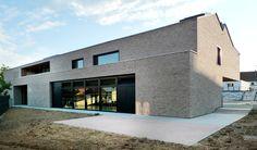 Lionel Debs Architekten, Emmanuel Kuhn, Benfeld, Aristide Briand Primary School, Frankreich