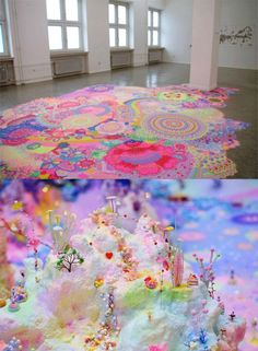 L'installation « Pip & Pop » de Nicole Andrijevic et Tanya Schultz