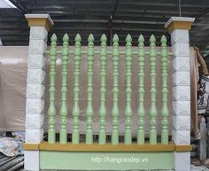 Hàng rào bê tông ly tâm Thiên Ý