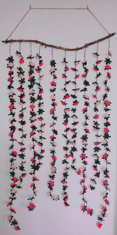 garland of flowers Floral Wall Hanging Tapestry, Boho Flower Wall Hanging, Flower Decor, Flower Garland - Flower Garlands, Diy Flowers, Flower Decorations, Wedding Reception Decorations, Wedding Aisles, Wedding Backdrops, Flower Diy, Floral Garland, Wedding Ceremonies
