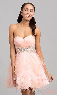 497b903fe41 Short Prom Dresses and Cocktail Dresses - PromGirl - PromGirl