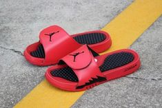1d528fe66a079 Buy Air Jordan Hydro 5 Retro University Red Black 555501-601 Buy Jordans
