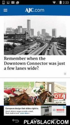 AJC.com  Android App - playslack.com ,  · Choose from categories like local news, sports, entertainment and neighborhoods from the Dayton Daily News.· View any section of news and scroll through with a swipe of a finger. In addition, you can navigate between full screen articles, view photo galleries and videos related to a story, and view weather and traffic at a touch. · Submit news tips and app ideas directly through the app.· Receive breaking news alerts and specific notifications on…