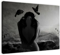 Dreams op canvas, dibond of (ingelijste) poster print.