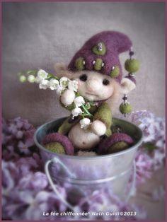 Purple elf