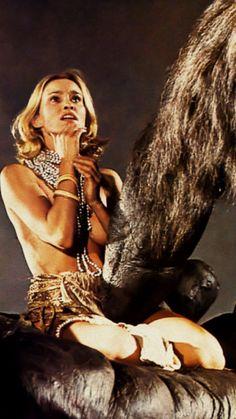 King Kong (1976) Jessica Lange