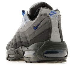 Nike Air Max 95 | Cool Grey & Varsity Royal