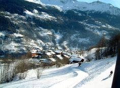 Just love the mountains when the first #snow falls! Welcome to the Alps!
