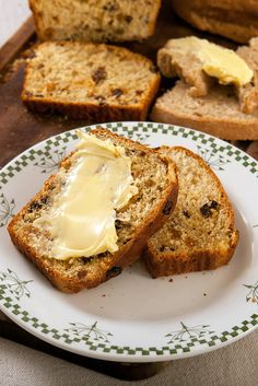 I recently happened upon a mention of an old Irish custom of celebrating New Year's Day as the Day of the Buttered Bread. What a marvelous idea, I thought. Good bread and good butter are two of the best things to eat in Ireland, no matter what the calendar date. (Photo: Danny Ghitis for The New York Times)