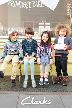 Clarks kids | fall style | Clarks kids shoe collection