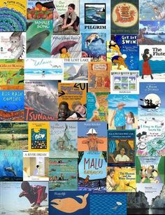 Water-themed multicultural children's books