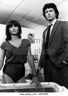 May 23, 2006 - DALLAS.TV-FILM STILL.PATRICK DUFFY AND VICTORIA PRINCIPAL. (Credit Image: © Globe Photos/ZUMApress.com) - Stock Image