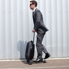Fancy | Micro Luggage Scooter